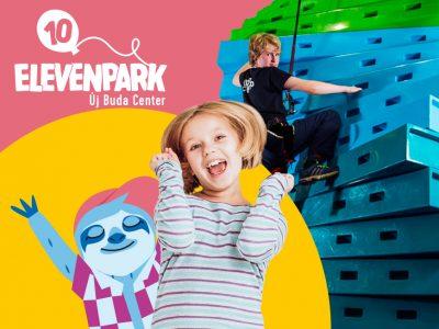 Szeptemberben megújul az Elevenpark